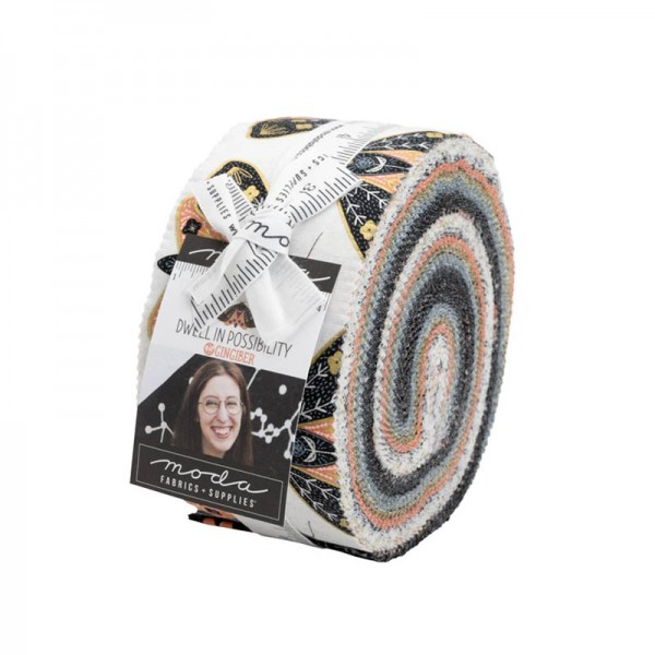 Moda Dwell in Possibilities Jelly Roll