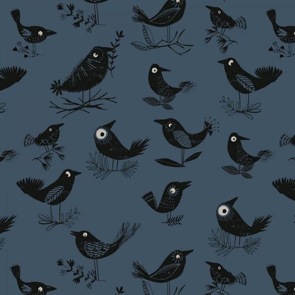 Full Moon Crows (MOON1881) von Dashwood Studio