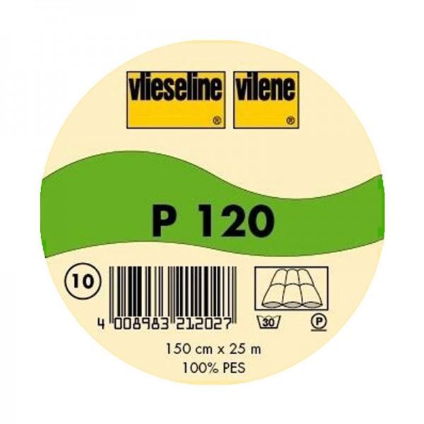 Freudenberg Volumenvlies P 120 flammhemmend (weiß)