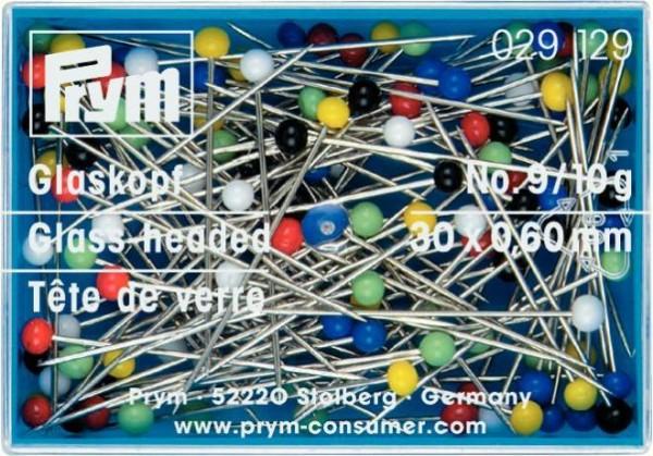 Prym Glaskopfstecknadeln (10g)